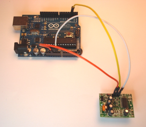 Arduino Motion Sensor