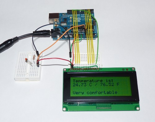 Arduino Thermistor Tutorial