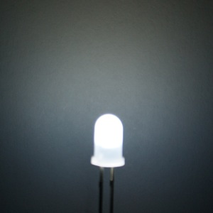 Disfussed White LED
